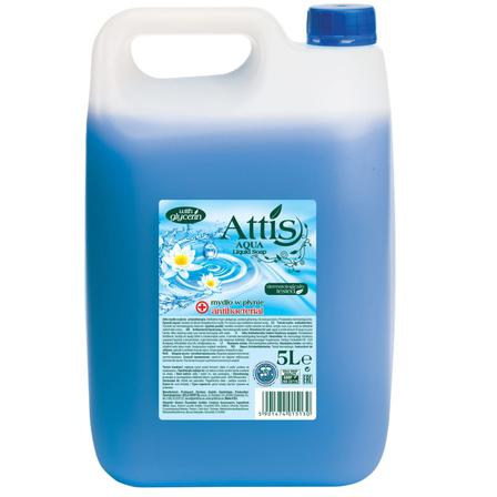 ATTIS Mydło w płynie antybakteryjne (1)