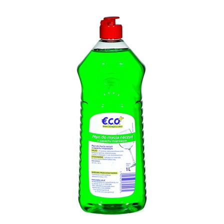 ECO+ Płyn do mycia naczyń miętowy (1)