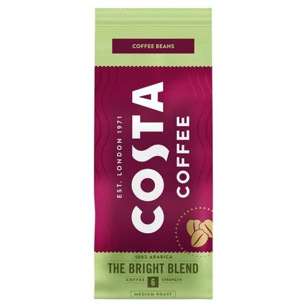 COSTA COFFEE Bright Blend Medium Roast Kawa palona ziarnista (2)