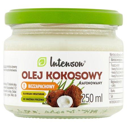 INTENSON Olej kokosowy rafinowany bezzapachowy (2)