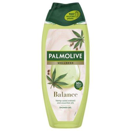 PALMOLIVE Wellness Balance żel pod prysznic z ekstraktem z nasion konopii (1)