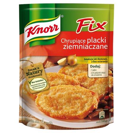 KNORR Fix Chrupiące placki ziemniaczane (1)