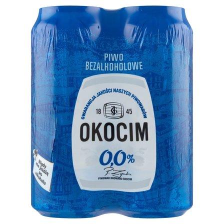 OKOCIM Piwo bezalkoholowe (4x500ml) (2)