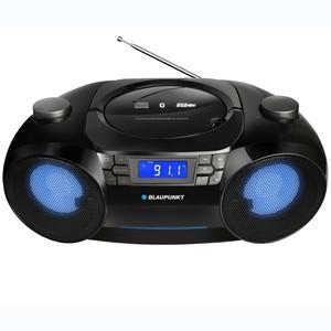 BLAUPUNKT Boombox Przenośny radioodtwarzacz BT/FM/CD/MP3/USB BB31LED (1)