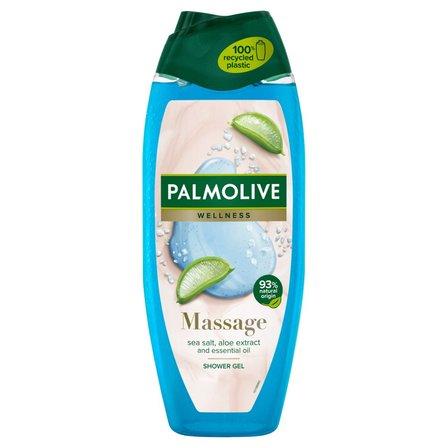 PALMOLIVE Wellness Massage żel pod prysznic z solą morską i aloesem (1)