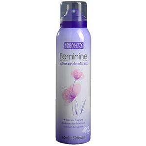 BEAUTY FORMULAS Feminine Dezodorant do higieny intymnej (1)