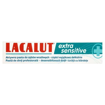 LACALUT Extra Sensitive Pasta do zębów (2)