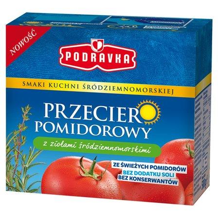 PODRAVKA Przecier pomidorowy z ziołami śródziemnomorskimi (1)
