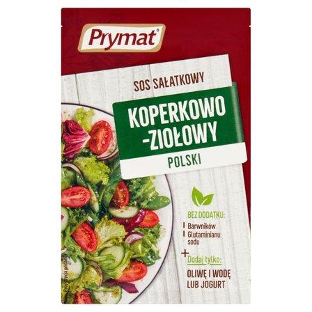 PRYMAT Sos sałatkowy koperkowo-ziołowy polski (1)