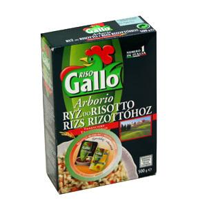 GALLO ARBORIO ryż do risotto 500g (1)