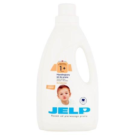 JELP 1+ Hipoalergiczny żel do prania do kolorów (18 prań) (1)