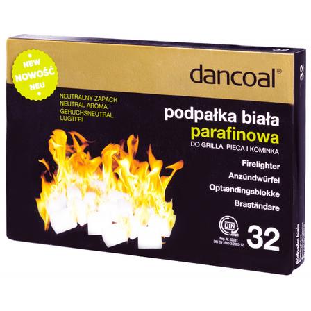 DANCOAL Podpałka biała parafinowa do grilla (1)