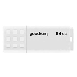 GOODRAM Pendrive 64GB USB 2.0 UME2 biały (2)