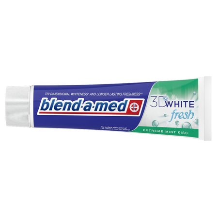 BLEND-A-MED 3DWhite Fresh Extreme Mint Kiss Pasta do zębów (1)