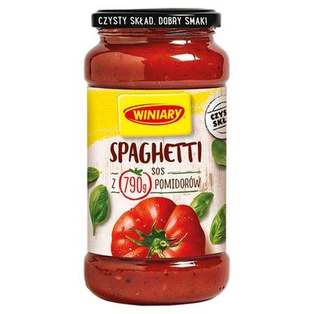 WINIARY Sos spaghetti (1)