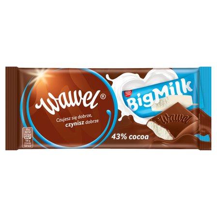 WAWEL Big Milk Czekolada z nadzieniem (1)