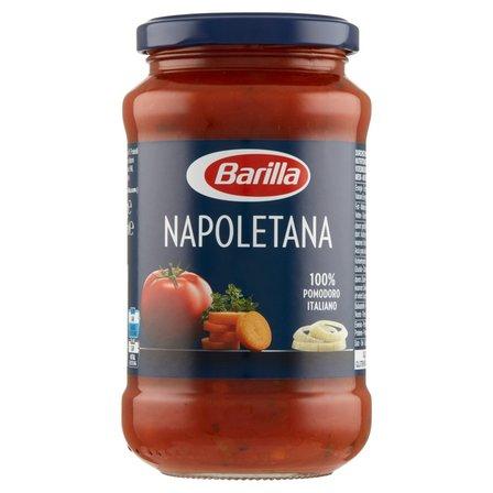 BARILLA Napoletana Sos do makaronu pomidorowy z cebulą i ziołami (2)