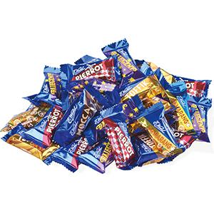 E. WEDEL Mieszanka Wedlowska Cukierki w czekoladzie deserowej (1)