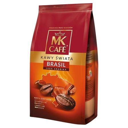 MK CAFE Kawy Świata Brasil Kawa ziarnista (1)