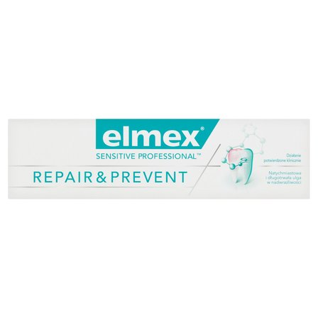 ELMEX Sensitive Professional Repair & Prevent Pasta do zębów (1)