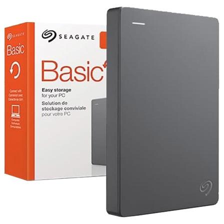 SEAGATE Dysk Basic 4TB 2,5 szary (2)