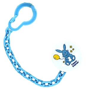 CANPOL BABIES Bezpieczny łańcuszek do smoczka balonik (1)