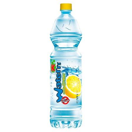 KUBUŚ Waterrr o smaku cytryny Napój (1)