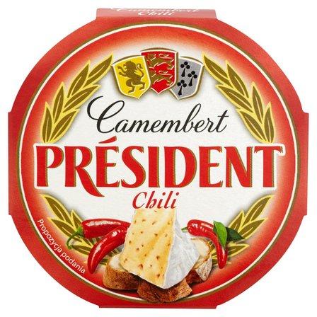 PRESIDENT Camembert Chili Ser (2)