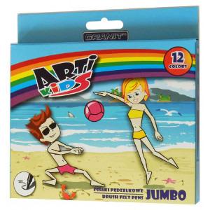 GRANIT Arti Kids Pisaki pędzelkowe Jumbo (1)
