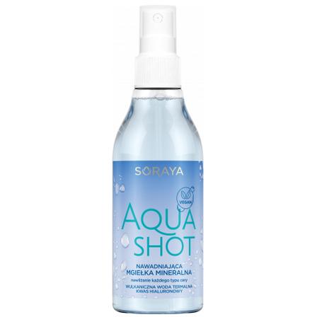 SORAYA AquaShot Nawadniająca mgiełka mineralna (1)