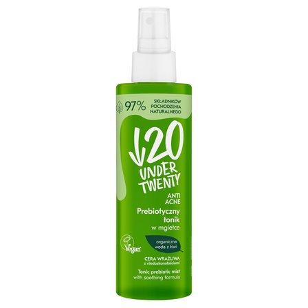 UNDER TWENTY Anti Acne Prebiotyczny tonik w mgiełce 200 ml (1)