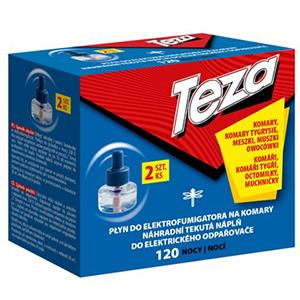 TEZA Płyn do Elekrofumigatora na komary (1)