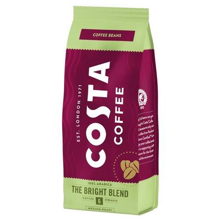 COSTA COFFEE Bright Blend Medium Roast Kawa palona ziarnista (1)
