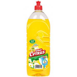 GOLD DROP Cytrus Płyn do mycia naczyń Camomile (1)