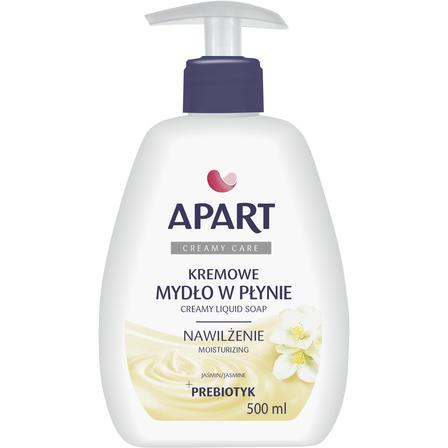 APART Kremowe mydło w płynie Jaśmin + prebiotyk (1)