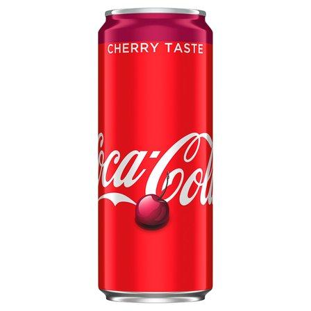 COCA-COLA Cherry Napój gazowany (1)