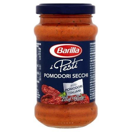 BARILLA Pesto Pomodori Secchi Sos do makaronu z suszonymi pomidorami (2)