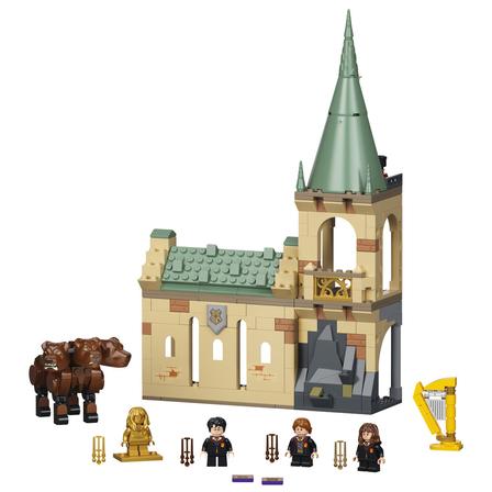 LEGO Harry Potter Hogwart: spotkanie z Puszkiem 76387 (8+) (2)