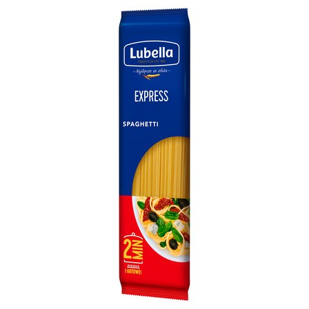 LUBELLA Express Makaron spaghetti (1)