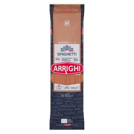 ARRIGHI Spaghetti N°55 Makaron pełnoziarnisty (1)