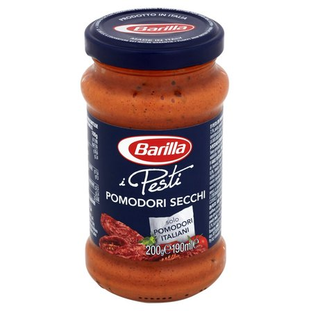 BARILLA Pesto Pomodori Secchi Sos do makaronu z suszonymi pomidorami (1)