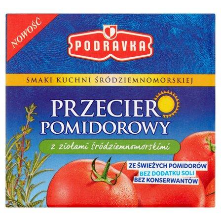 PODRAVKA Przecier pomidorowy z ziołami śródziemnomorskimi (2)