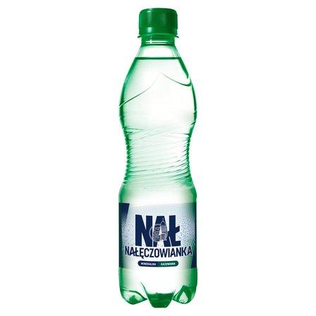 NAŁĘCZOWIANKA Naturalna woda mineralna gazowana (1)
