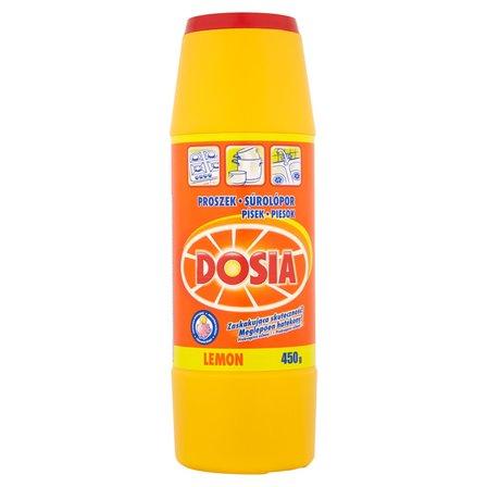 DOSIA Lemon Proszek do czyszczenia (1)