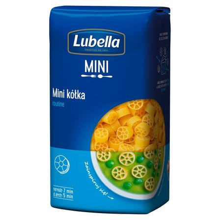 LUBELLA Routine Makaron Mini kółka (1)