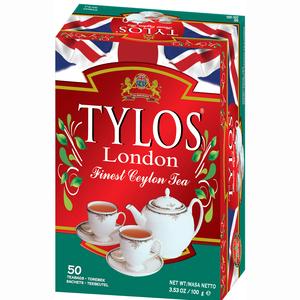 TYLOS London Herbata czarna (50 tb.) (1)
