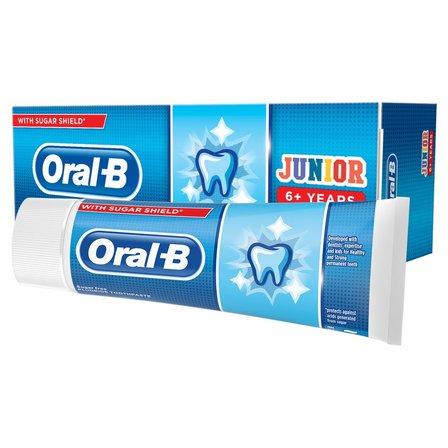 ORAL-B Junior Pasta do zębów 6+ lat (2)