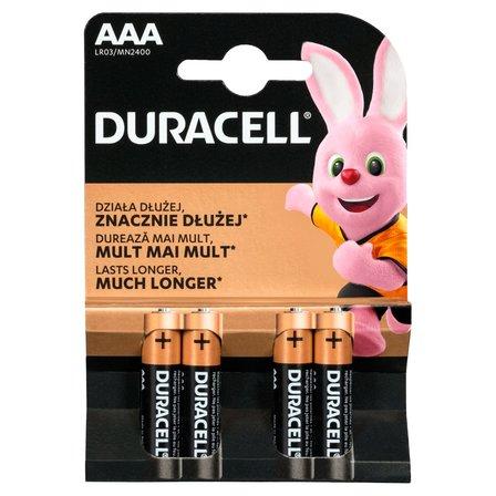 DURACELL AAA 1,5 V Bateria alkaliczna (1)