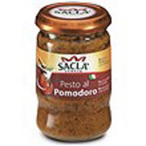 SACLA Italiana Pesto z bazylią i niedźwiedzim czosnkiem (1)