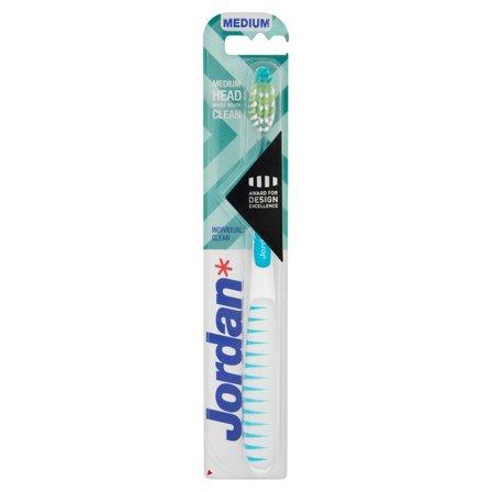 JORDAN Individual Clean Szczoteczka do zębów średnia (1)